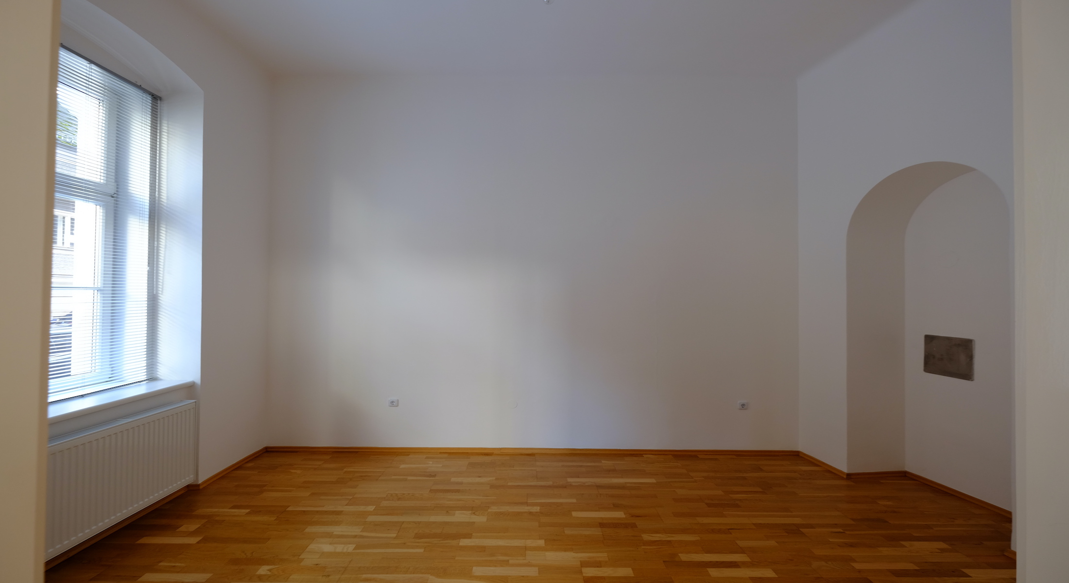 Home Staging Büro vorher nachher