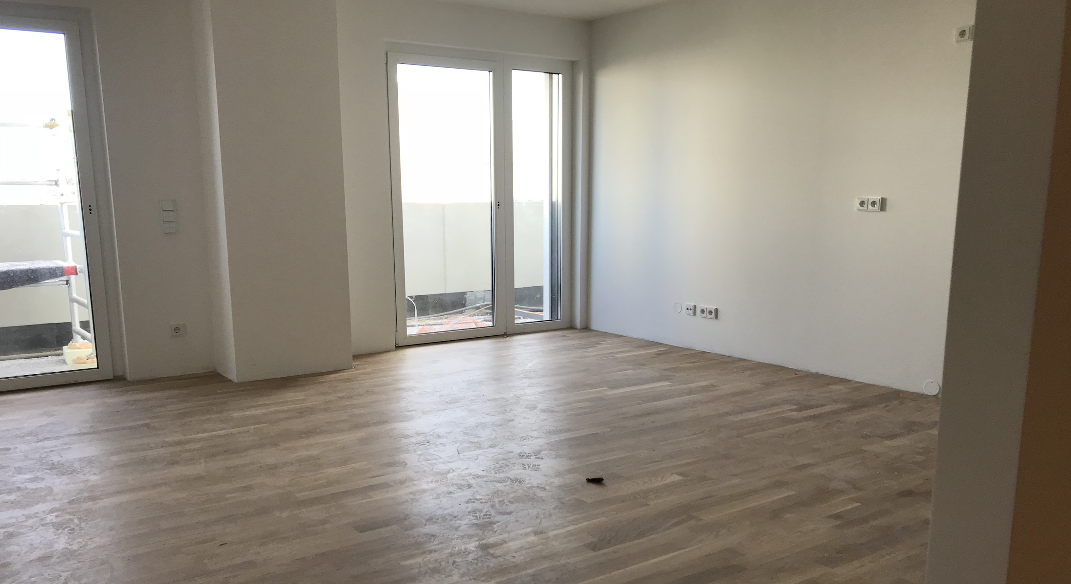 Bild ohne Text: Home Staging 3-Zimmer-Apartment Brucknertower