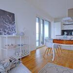 Projekt: Home Staging eines Apartments in der  Linzer Innenstadt für ein Linzer Maklerunternehmen